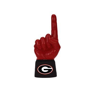 Team Sports America Georgia Bulldogs NCAA Ultimate Hand Mini Foam ()
