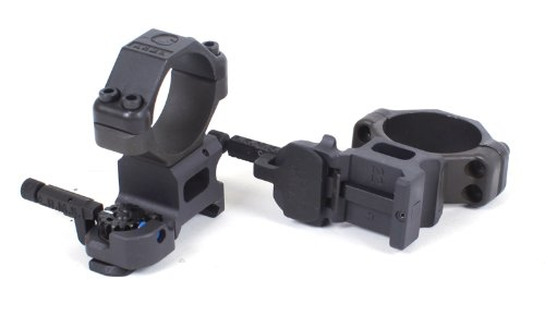 A.R.M.S. #22H-LII High Throw Lever Scope Rings