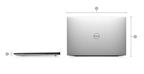 Brand-New-Dell-XPS-9370-Laptop-133-UHD-3840-x-2160-InfinityEdge-Touch-Display-8th-Gen-Intel-Core-i7-8550U-16GB-RAM-512-GB-SSD-Fingerprint-Reader-Windows-10-Silver