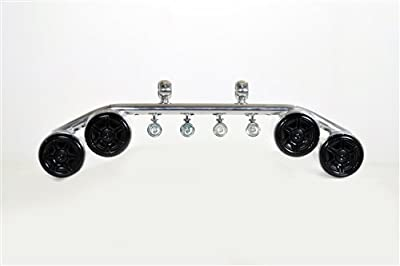 Wakeboard Tower Speaker Light Bar with Speakers [Vulcan] detail review
