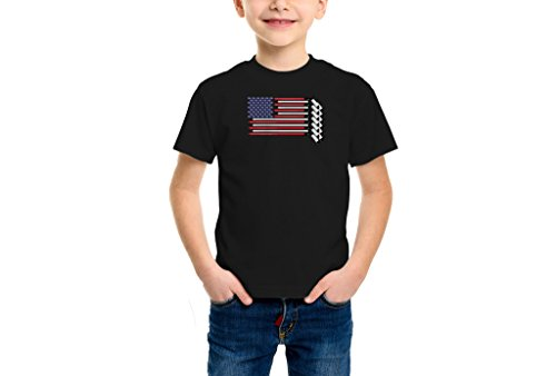 YOUTH American Hockey Sticks T shirt