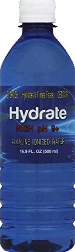 Drink Hydrate, Water High Ph Alkaline Io, 16.9 Fl Oz