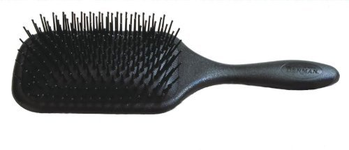 Denman Large Paddle Cushion Brush Ball-Tip Nylon Pins