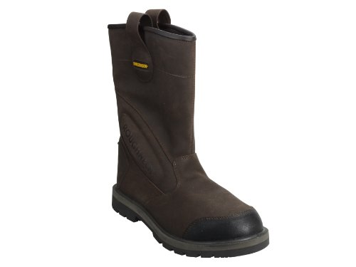 Roughneck Clothing rnkhurr10 EU 38 euro-44 Hurricane Rigger Stiefel Composite Zwischensohle