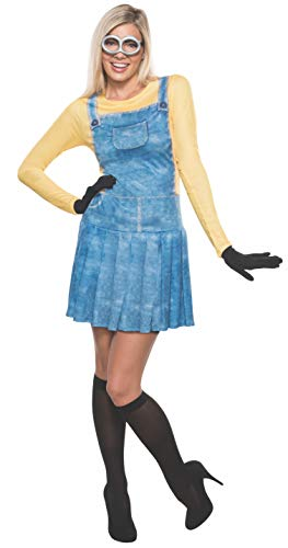 Rubie's Women's Minions Female Costume, Yellow, Medium]()