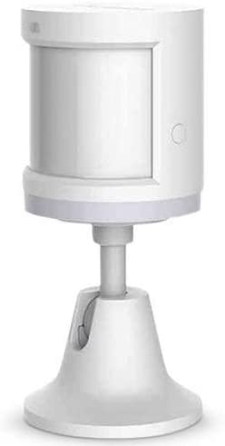 Aqara Sensor De Movimiento, Luz Nocturna Sensor Movimiento, Sensor De Cuerpo Humano-inteligente Rotación De 360 °, Luz Sensor Con para Mijia Y La AplicaciÓn para Homekit: Amazon.es: Iluminación