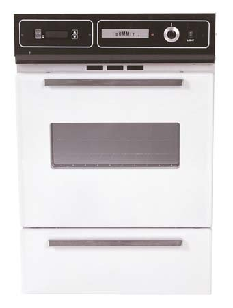 (Summit STM7212KW Kitchen Wall Oven, Bisque)
