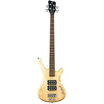 Warwick Corvette $$ 1584389005CPASHAWW 4 String Electric Bass - Natural Satin Finish