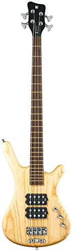 Warwick Corvette $$ 1584389005CPASHAWW 4 String Electric Bass - Natural Satin Finish