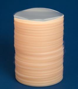 5 Cellophane Burger Discs -1000 Per pack (GBS) Nitta Casings Inc.