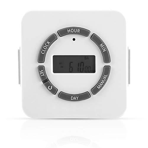 digital appliance timer grounded - 4