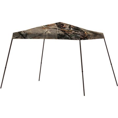 Realtree 10' x 10 Canopy Offers 64 Sq. Feet of Shade, 8'2