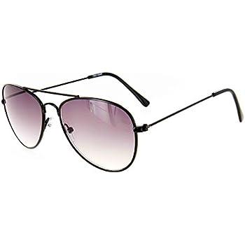 3b27fe5fc0b Aloha Eyewear Tek Spex 9001 Unisex Progressive No-Line Aviator Bifocal  Reader Sunglasses (Black +3.00)