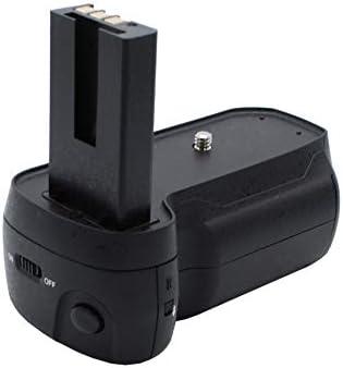 subtel® MB-D60 Empuñadura Compatible con Nikon D60, D40x, D40 ...