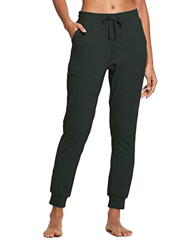 BALEAF Womens Winter Fleece Lined Joggers Thermal Sweatpants Warm Cotton Lounge Athletic Pocketed Track Pants