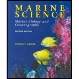 Marine Science, Thomas F. Greene, 0877209391