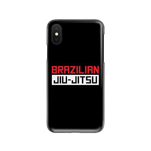 Superhero Gear Brazilian Jiu Jitsu Logo BJJ Phone Case (iPhone 5S)