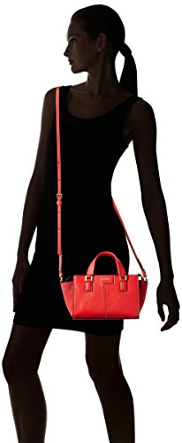 Fiery Sac Klein H 601 B Shari Micro Red 9x13x25 Calvin cm x Jeans Rouge x T Tote Femme pS8wxFxnq