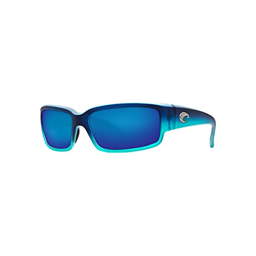 Costa Del Mar Caballito Adult Polarized Sunglasses, Matte Caribbean - Sunglasses Caballito Costa