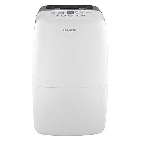 Energy Star 50 Pt. 2-Speed Dehumidifier (Hisense Dehumidifier)