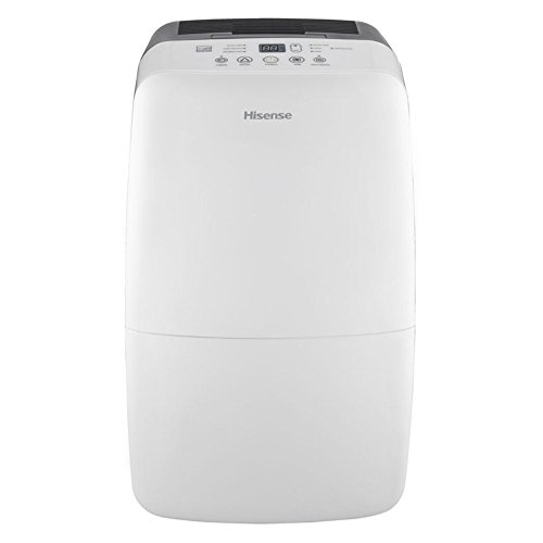 Energy Star 50 Pt. 2-Speed Dehumidifier by Hisense