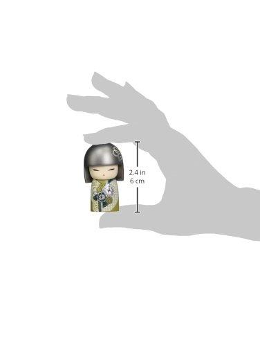 Enesco Kimmidoll Emina Playful Mini Doll Figurine 2.25