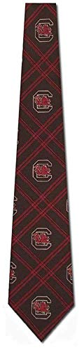 (South Carolina Gamecocks Woven Poly 2 Tie by Eagle's Wings)