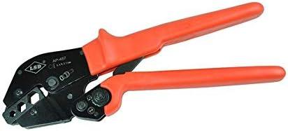 ケーブルカッター 同軸ケーブル 圧着ペンチ 4C/5/7C RG11 ラチェットプライヤー 手動圧着工具 手動ケーブルカッター