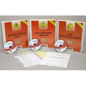 The Globally Harmonized System In Construction Environments: Three Part DVD Program (V0001629ET)