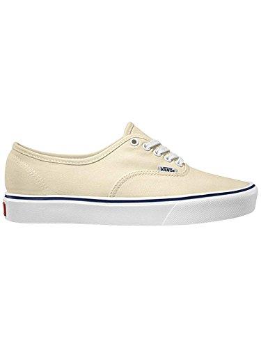 Vans M Authentic Lite - Zapatillas Hombre Blanco