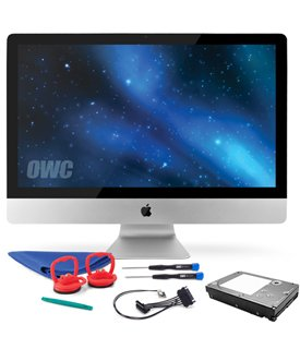 OWC DIY Upgrade Bundle: 2.0TB 7200RPM SSHD Upgrade/Replacement Kit for Apple iMac (all 2011 models) Model (Owc 2tb Hard Drive)