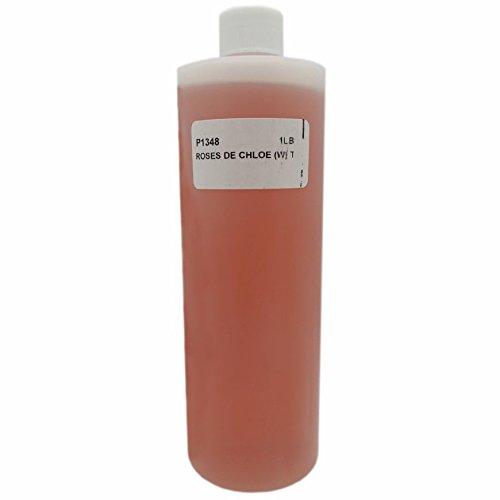 2 oz, Light Orange - Bargz Perfume - Roses De Chloe Body Oil For Women Scented - Chloe Oil
