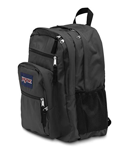 JanSport Big Student Classics Series Backpack - Forge Grey by JanSport (Image #5)