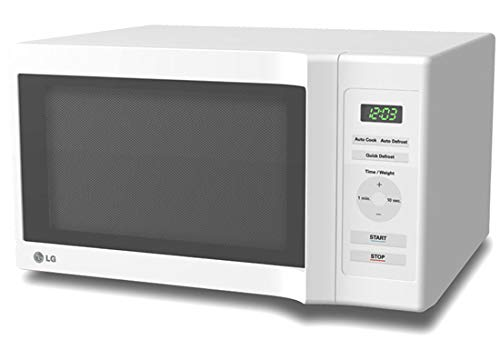 LG Solo Microwave oven White 19 L 800 W Blanco - Microondas (19 L ...