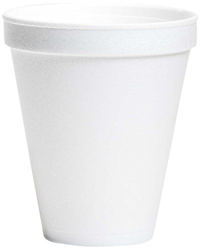 Wincup Foam Cups - Wincup C12A Foam Cups, 12 oz, White (25 Sleeves of 40 Cups)