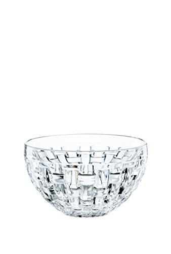 Nachtmann Dancing - Nachtmann 101322 Bossa Nova Round Crystal Dip Bowls, Set of 4