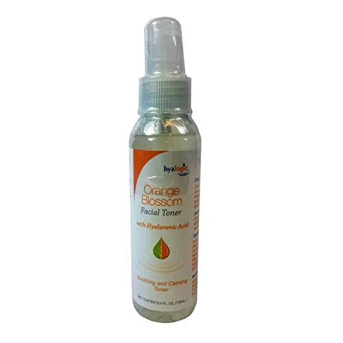 Orange Blossom Facial Cream (Orange Blossom Facial Toner Hyalogic 4 oz Liquid)
