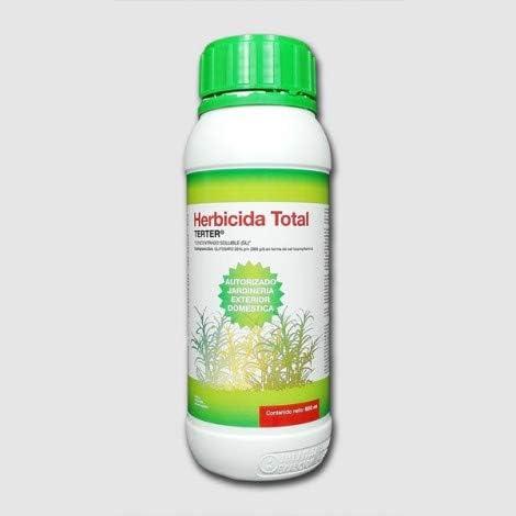 Herbicida Total TERTER: Amazon.es: Jardín