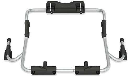 - Bob 2016 Single Infant Car Seat Adapter for Graco, Black