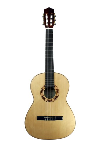 Kremona Flamenco Series Rosa Negra Nylon String Guitar