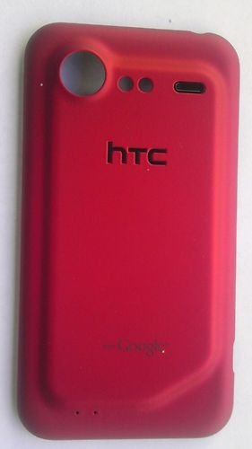 HTC Droid Incredible 2 ADR6350 Standard Red Back Cover Battery Door