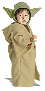 Toddler Star Wars Yoda Halloween Costume (2-4T)