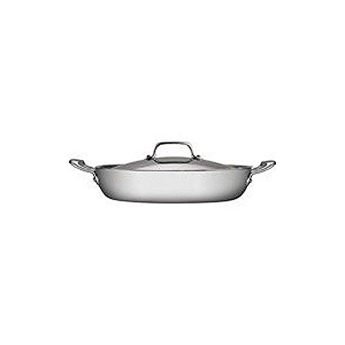 Tramontina 80116/569DS 4 Qt. S/S Casserole Pan