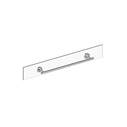 Preferred Bath Accessories PC3020GM Manor Collection Glass Mounted Towel Bar 20-Inch Polished Chrome [並行輸入品] B077VPCWNM