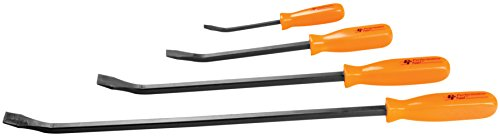 Performance Tool W2020 Pry Bar Set, 4-Piece