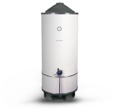 Sga – Calentador de agua a gas de suelo ad Accumulo Camera abierta tiraggio Natural