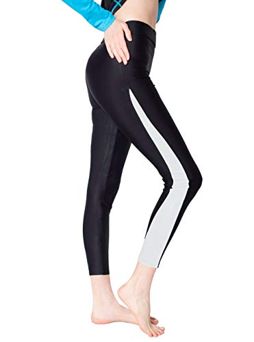 Scodi Women's Surfing Leggings Swimming Tights (S, -