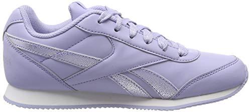 frozen Reebok Deporte De Mujer Zapatillas Cljog 000 Royal pastel 2 Lilac white Multicolor Para vxwqrvX