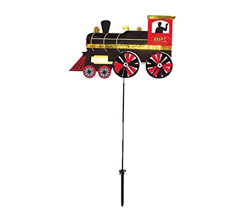 (In thе Brееzе Premium Steam Engine Ground Spinner-Garden Decoration)