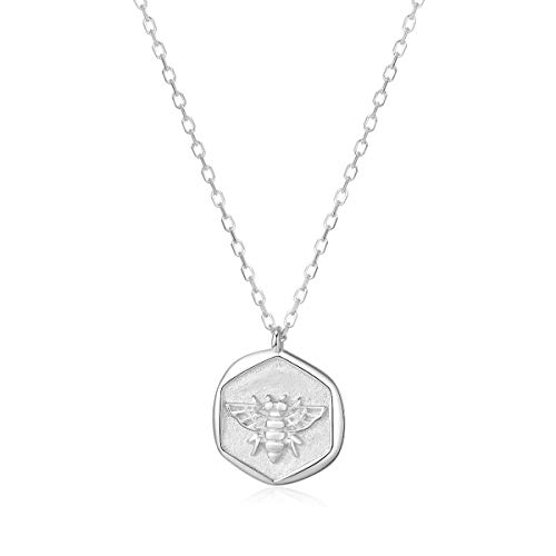 Necklace Bee Charm (I'S ISAACSONG